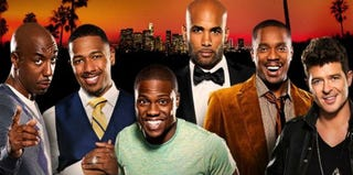 The Cast of Real Husbands of Hollywood (BET.com)