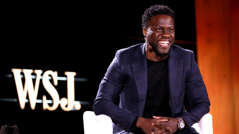 Kevin Hart attends the WSJ Tech D.Live on November 13, 2018 in Laguna Beach, California.
