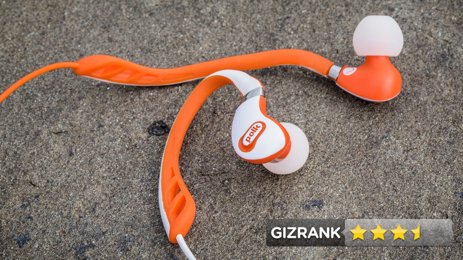 Polk Ultrafit 3000 Sports Headphone Review: Sweet Sound, Great Fit