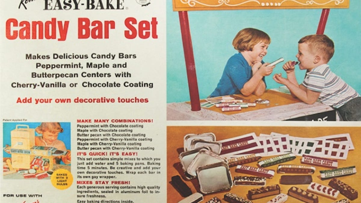 The Untold History Of The Easy Bake Oven