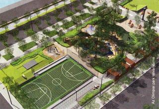 Illustration for article titled Stikában alakítják át az Olimpiai parkot