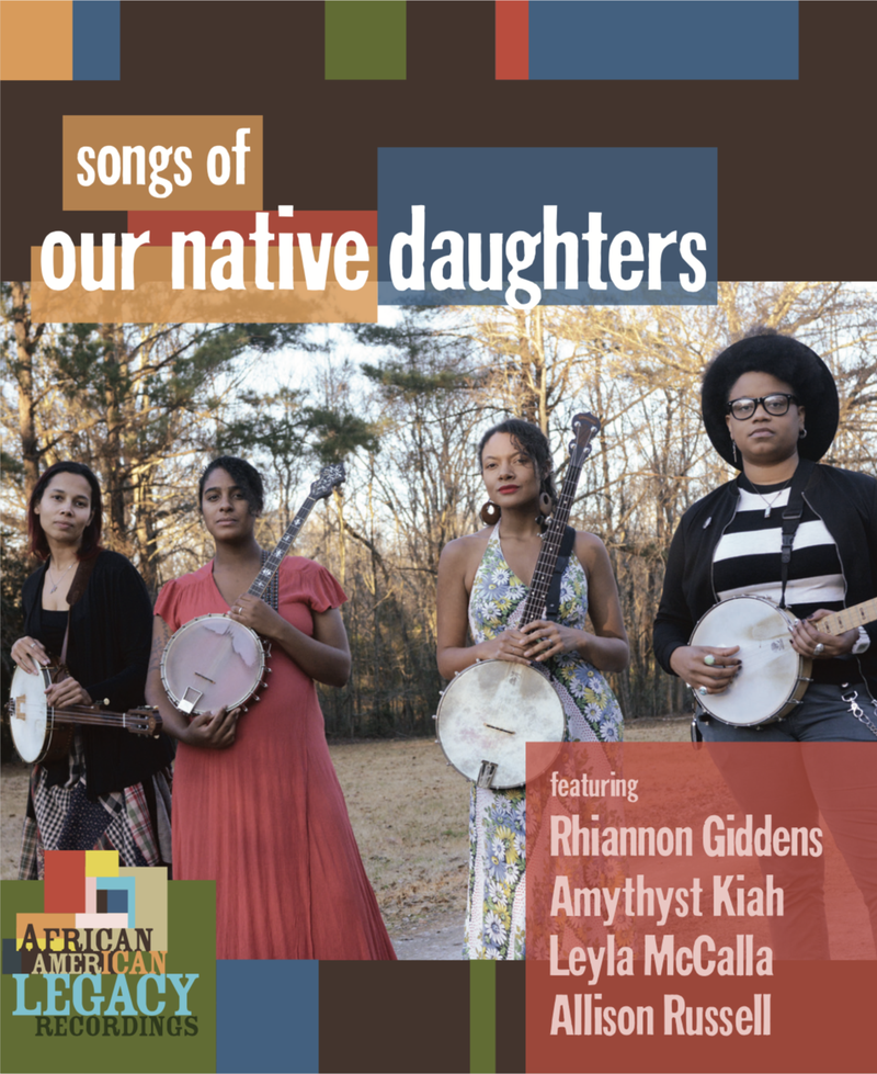 Rhiannon Giddens Forms 'Our Native Daughters' to Reclaim the Soul of