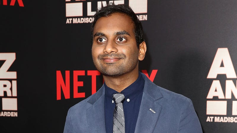 Illustration for article titled Aziz Ansari Defends His Feminism: 'Am I Really the Target?'