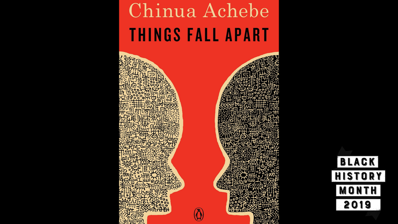 Illustration for article titled 28 Days of Literary Blackness With VSB | Day 13: Things Fall Apart by Chinua Achebe