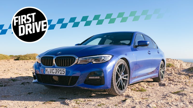 The 2019 Bmw 3 Series Is Back To Being A Great Drivers Car Even