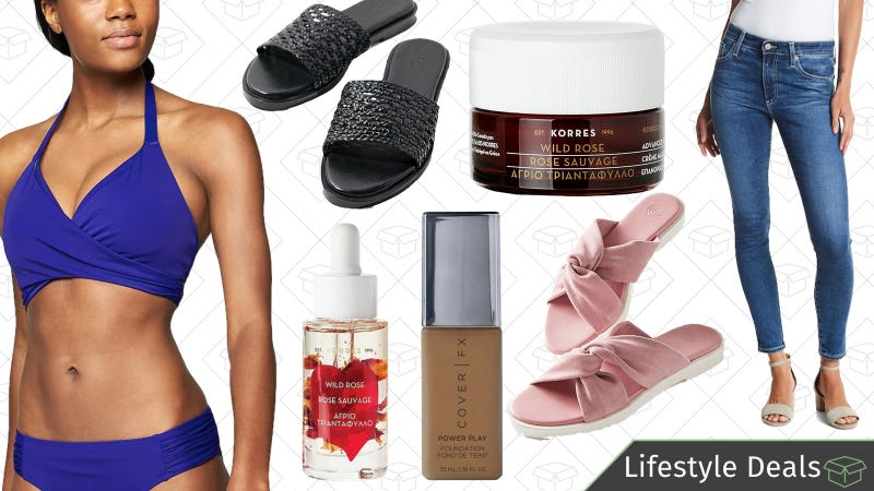 Illustration for article titled Monday's Best Lifestyle Deals: Athleta, CoverFX, Urban Outfitters, and More