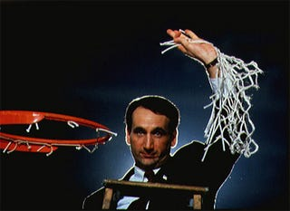 Illustration for article titled Coach K, Summed Up In One Smarmy Quote