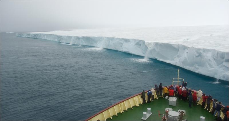 Illustration for article titled El glaciar más grande de Europa está desapareciendo