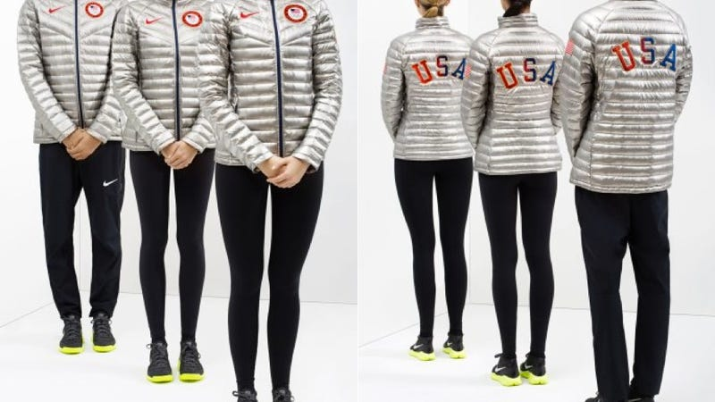Illustration for article titled Check Out the Snazzy Garb the Winter Olympic Athletes Will be Wearing