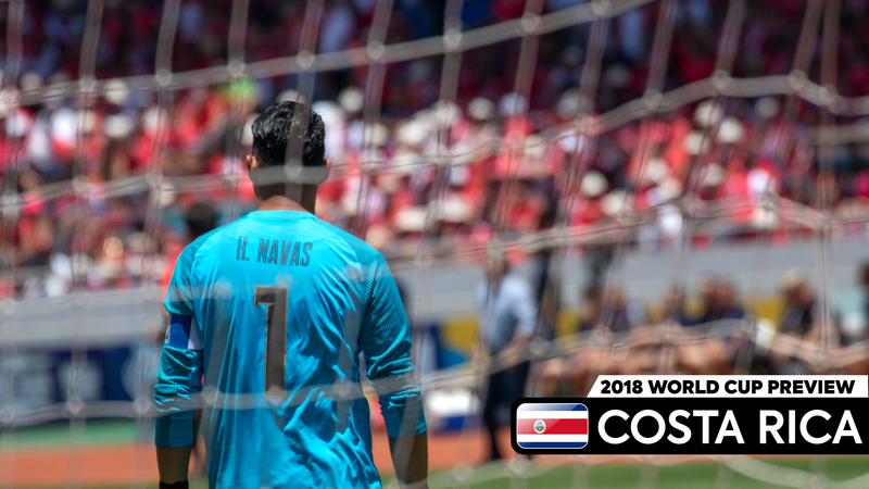 Illustration for article titled Costa Rica Will Try Their Best To Relive The Glory Of The Last World Cup