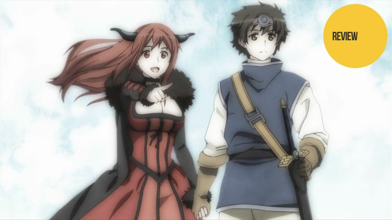 Illustration for article titled Maoyu Brings Real World Concepts into a Fantasy World Setting