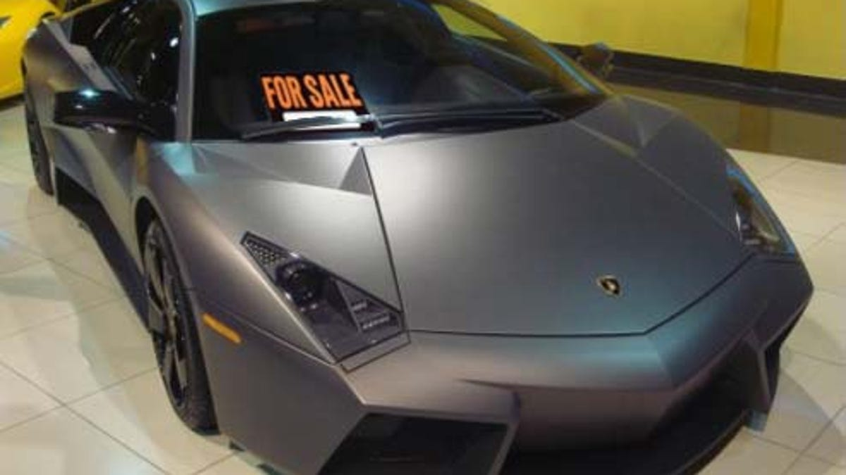 Seven of twenty lamborghini reventons up for sale on same website publicscrutiny Gallery