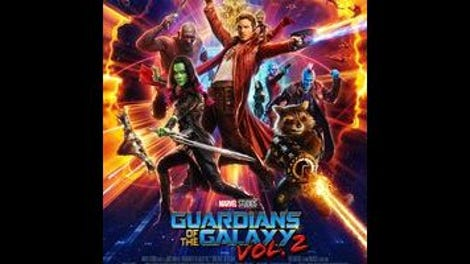 guardians of the galaxy vol 2 smuggles more goofball fun into the mcu