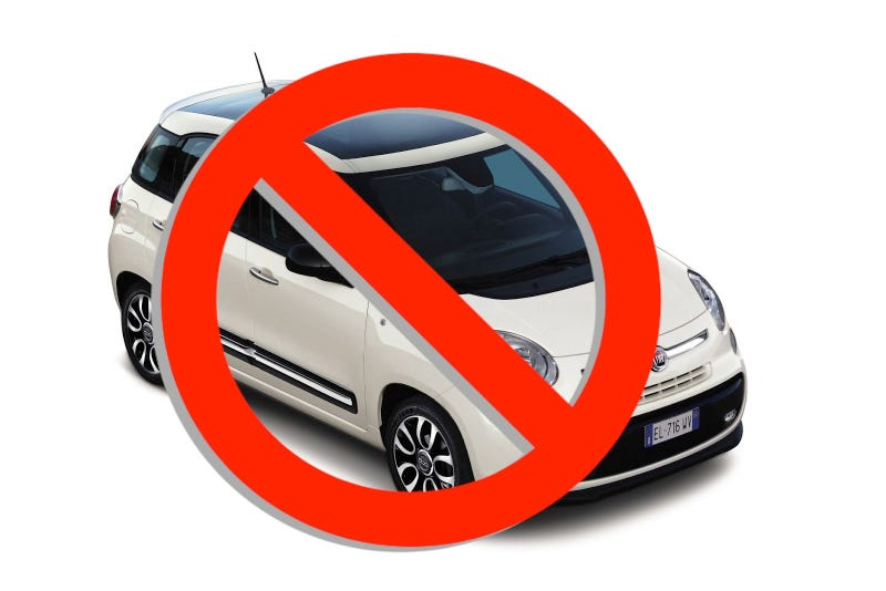 Illustration for article titled I refuse to buy a niche car