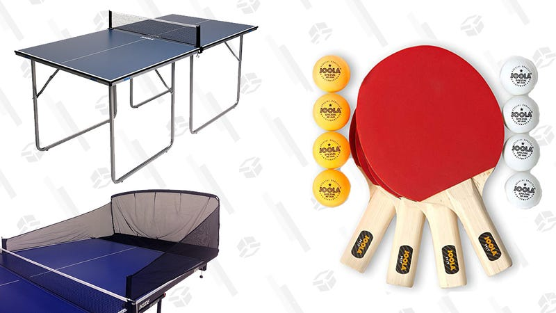 JOOLA ping pong gear | $10+ | Amazon