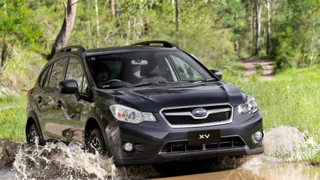 Subaru please turbo the Crosstrek
