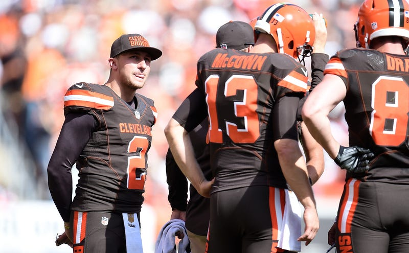 Illustration for article titled A Whole Bunch Of Browns Say TMZ's Johnny Manziel Story Was Made-Up