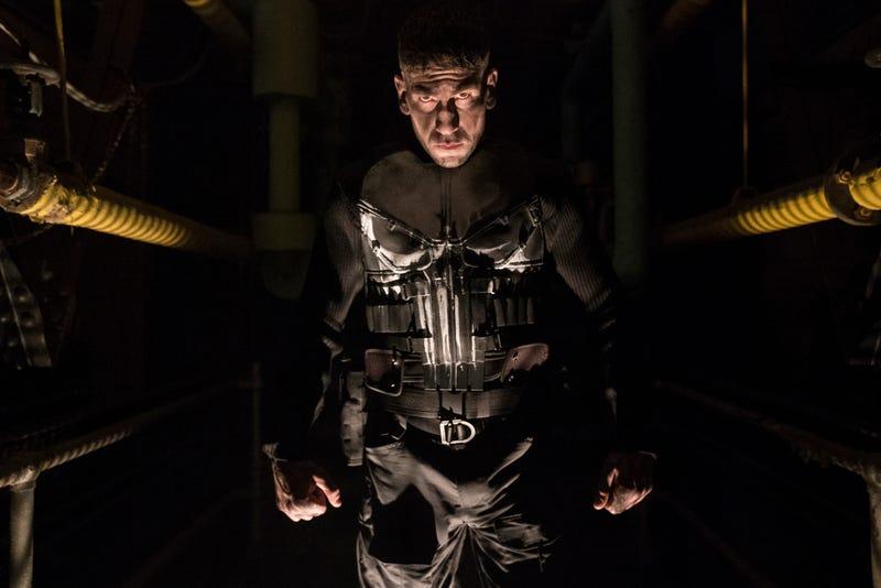 Jon Bernthal stars in Marvel's The Punisher (Photo: Jessica Miglio/Netflix)