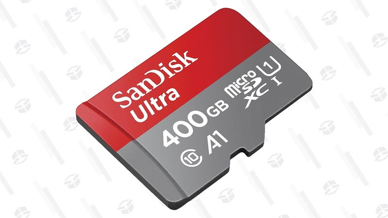 Switch Sd Karte.You Could Store A Whole Lot Of Switch Games On This 400gb Microsd