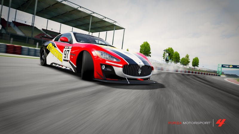 Illustration for article titled Finished My Livery For The Grand Am Series