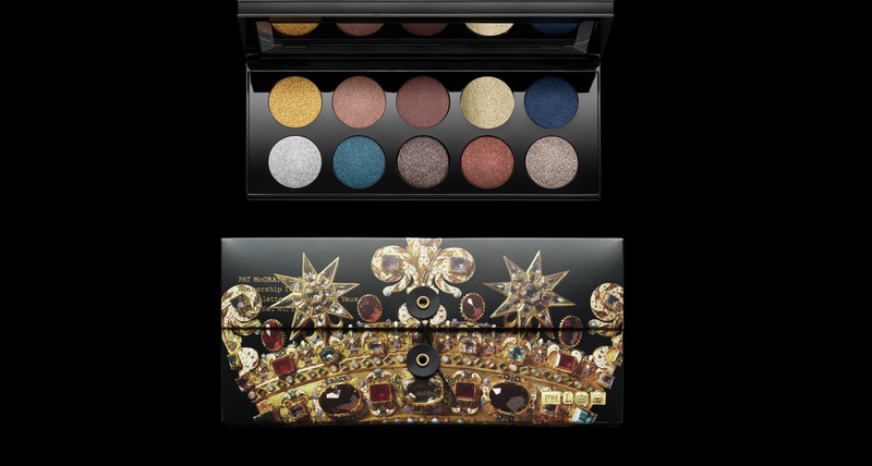 The Mothership IV: Decadence palette (courtesy of Pat McGrath Labs)