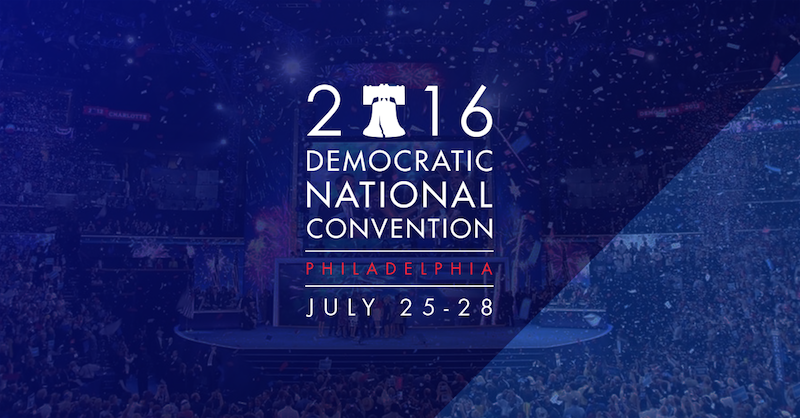 Illustration for article titled Who's Speaking at the Democratic National Convention and How to Watch Live