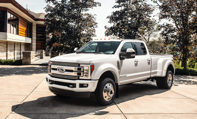 The $100,000 Luxury Ford F-450 Truck: An Idea Whose Time Has Come