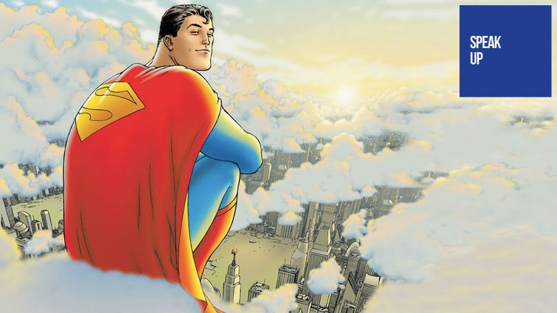 Illustration for article titled Let's Figure Out How to Make the Perfect Superman Video Game