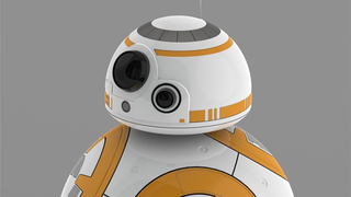 Illustration for article titled Of course you can now Print your own life sized Episode VII Ball Droid
