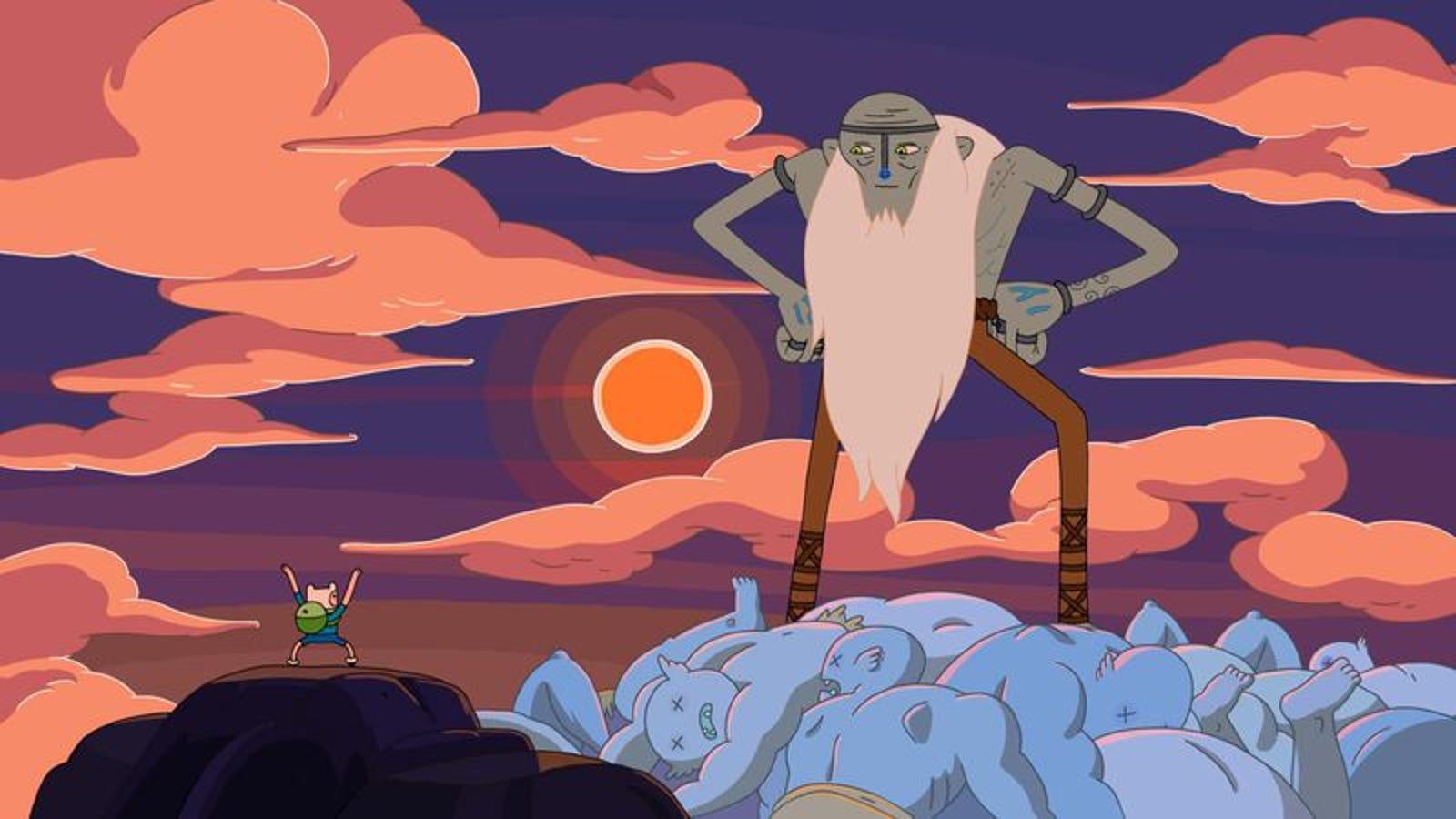 Adventure Time: