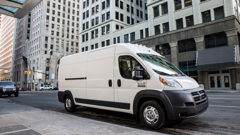 Illustration for article titled Non-Van Ram Man May Buy ProMaster Van, Become Pro-ProMaster Ram Van Master-Man