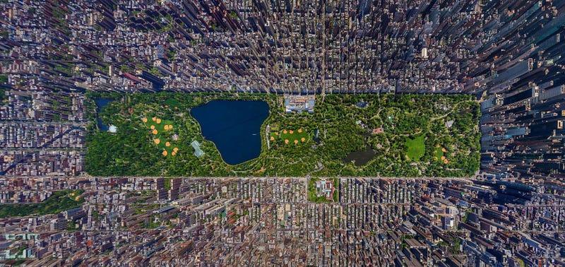 Illustration for article titled Nueva York, como nunca lo has visto, en panorámicas interactivas