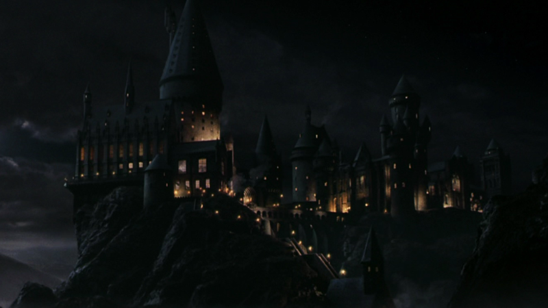 Image: Still from Harry Potter and the Sorcerer's Stone, WB