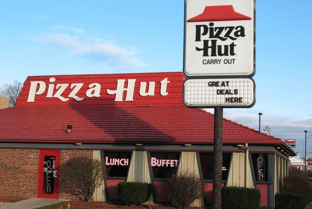 Buildings That Used To Be Pizza Huts Where Are They Now