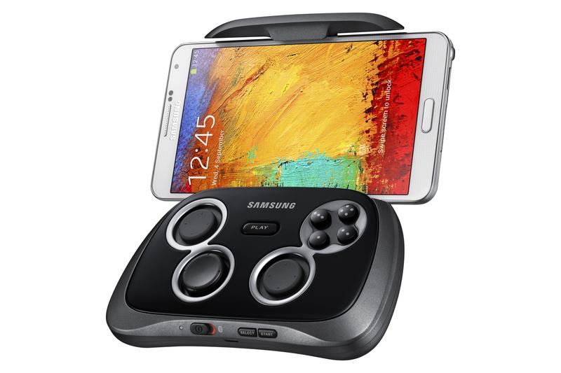 Illustration for article titled Samsung Smartphone GamePad, el mando que convierte tu móvil en consola