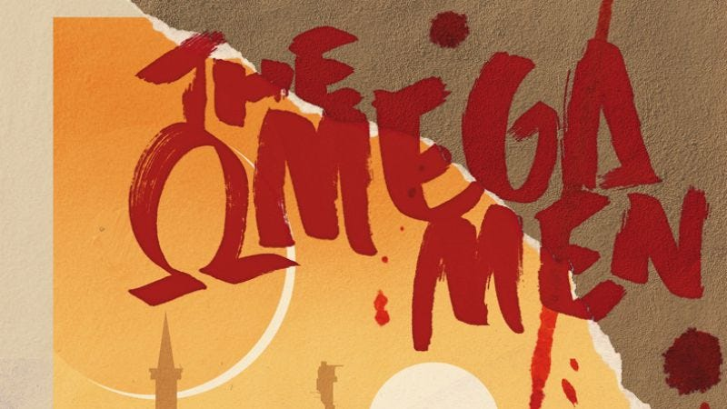 Illustration for article titled The Omega Men invigorates cosmic DC with complex characters and bold art