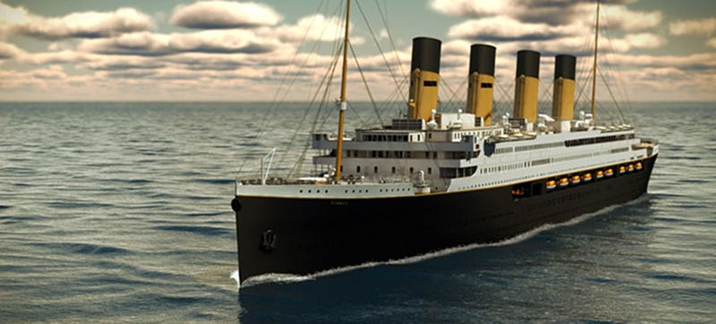 Illustration for article titled Everything About The Titanic II Is Not Real