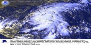 Hurricane Irene will land soon. (Getty)