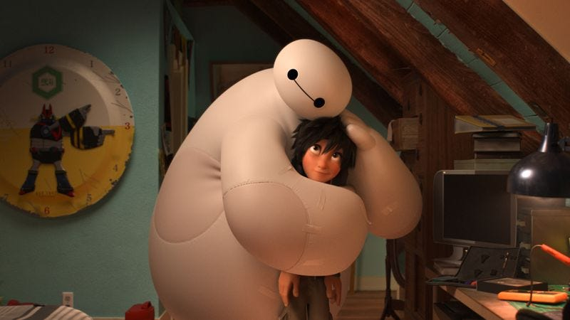 Illustration for article titled Disney's wasting no time in bringing Big Hero 6 to the small screen