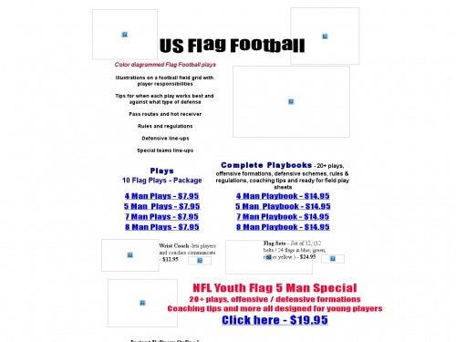 Flag Football Playbooks Read Online Books Free Pdf
