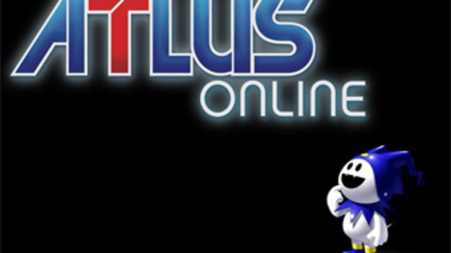 Atlus Launching Online Gaming Portal Atlus Online
