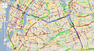 Illustration for article titled Google Killed Map Traffic Estimates Because It Just Didn't Work