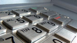 """Illustration for article titled 14-Year-Old Kids """"Hack"""" Into ATM Using Default Security Code"""