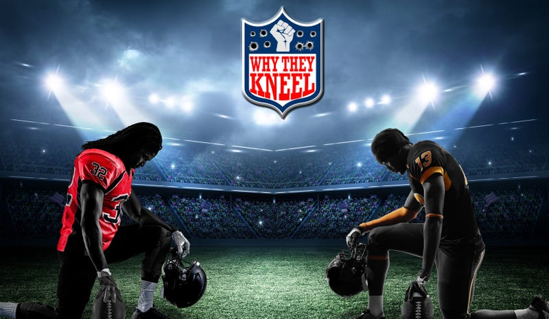 Illustration for article titled Why They Kneel: The White Privilege of Self-Segregation in Green Bay and San Francisco