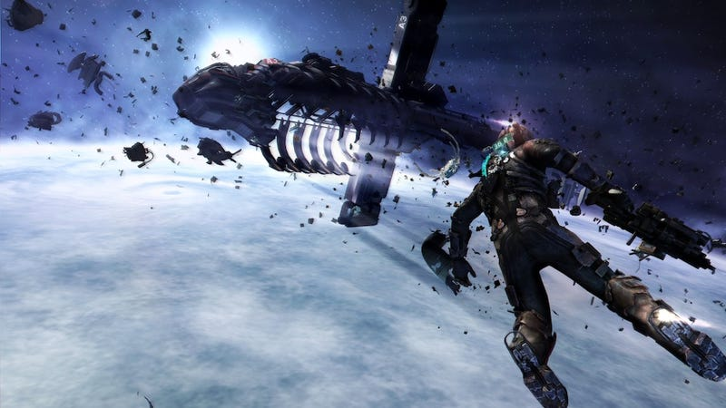 Illustration for article titled Dead Space Series Composer Will Return For Dead Space 3