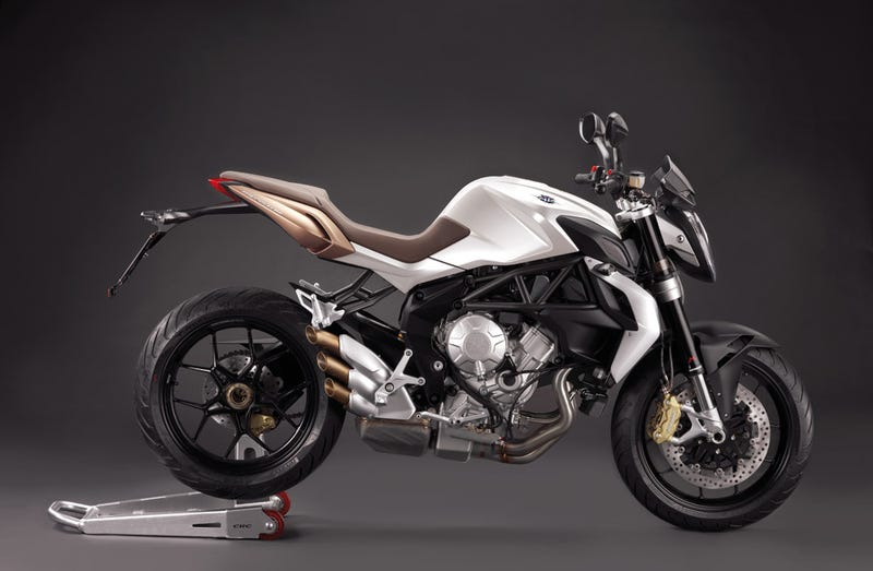 MV Agusta's New Brutale 675 Could Be One Of The Best Small Naked ...