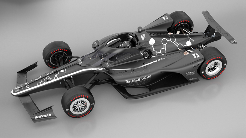 IndyCar Will Use This Sleek 'Aeroscreen' for Cockpit Protection Starting Next Year