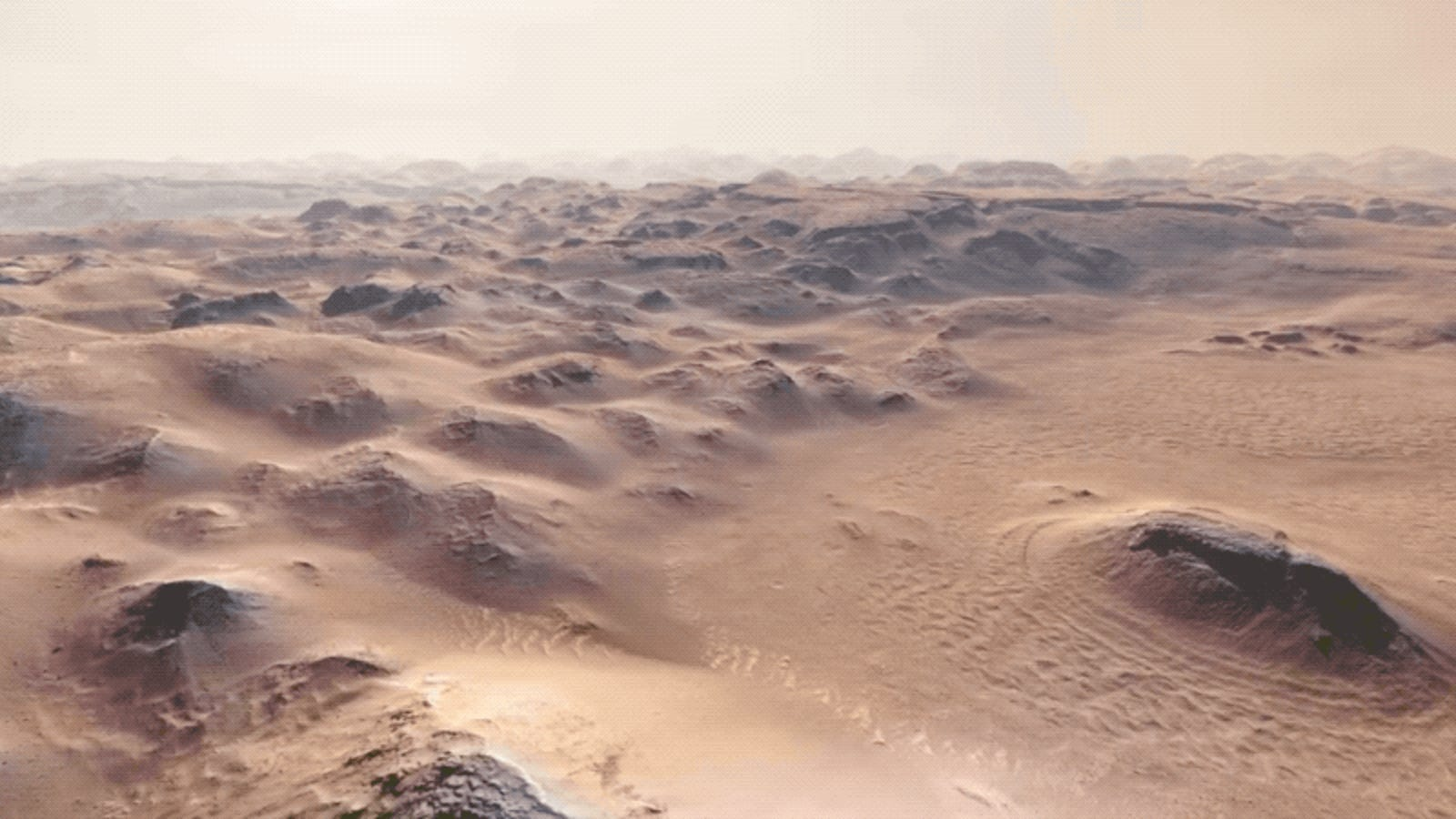 It Is Possible To Do Many Incredible Things With Computerized Data For Example This Animation Of The Martian Surface