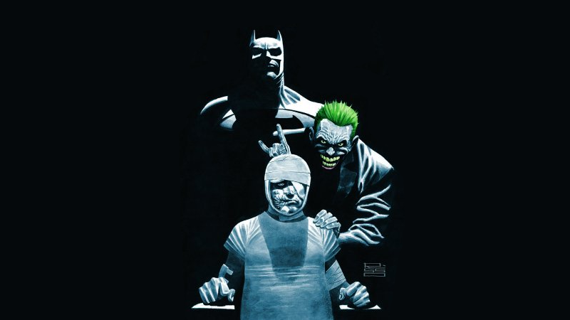 Illustration for article titled The Main Character In Paul Dini's New Batman Graphic Novel Is Paul Dini Himself