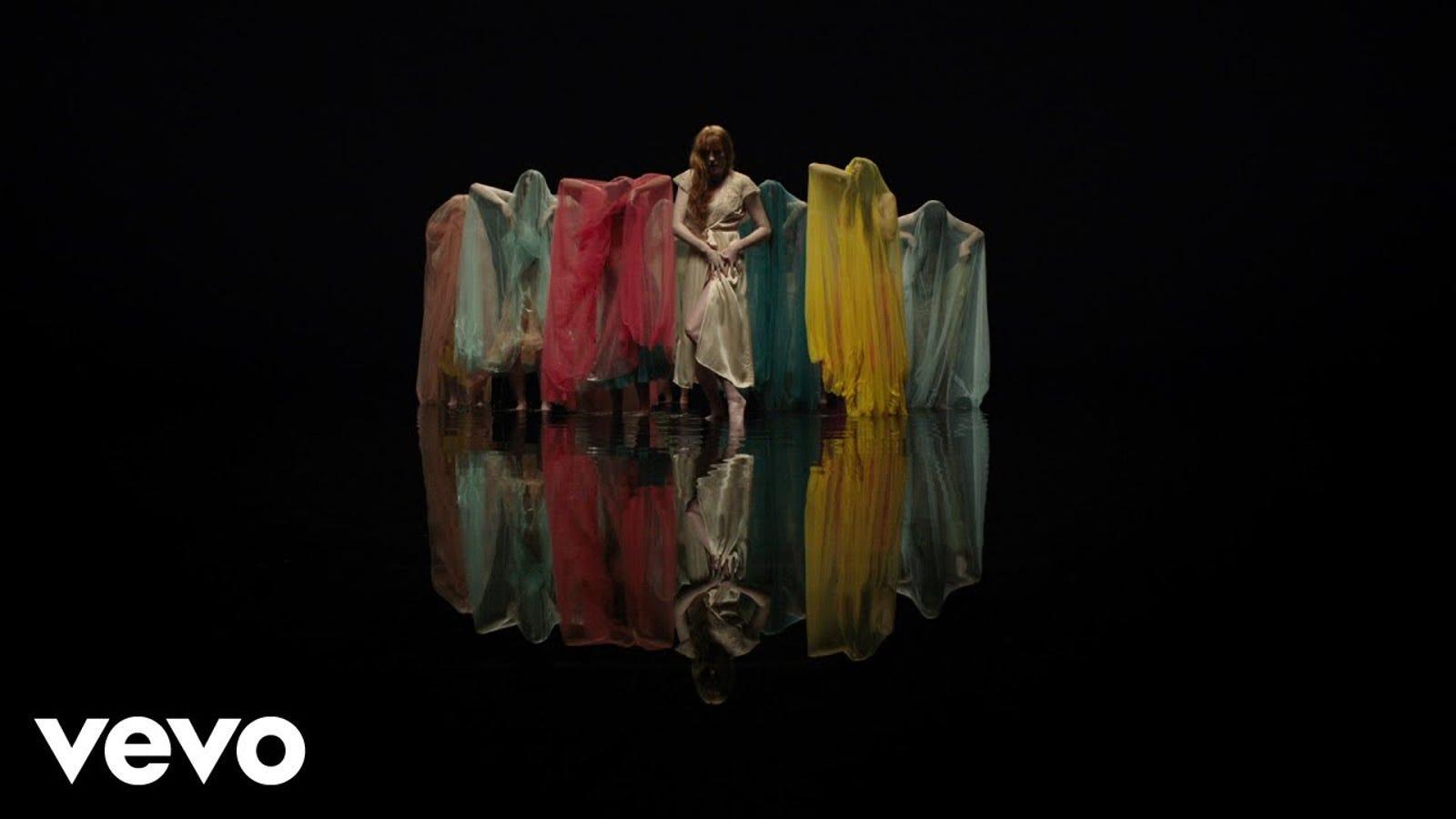 Florence and the Machine's 'Big God' Is a Big Mood